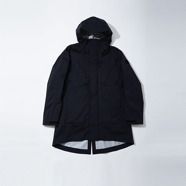HARD SHELL LONG OVER COAT